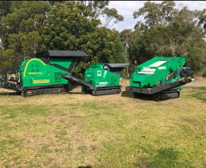 crusher hire Sydney